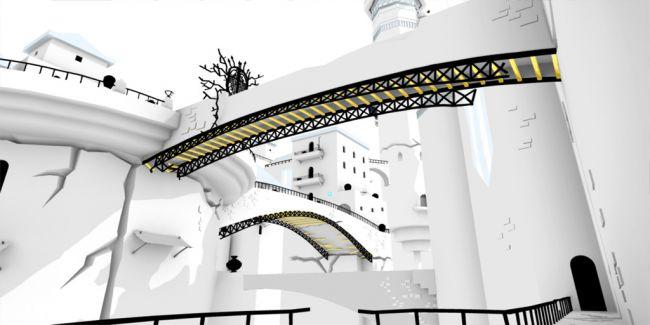 The Unfinished Swan - Screenshots - Bild 21
