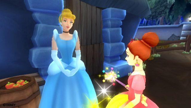 Disney Prinzessinnen: Mein märchenhaftes Abenteuer - Screenshots - Bild 16