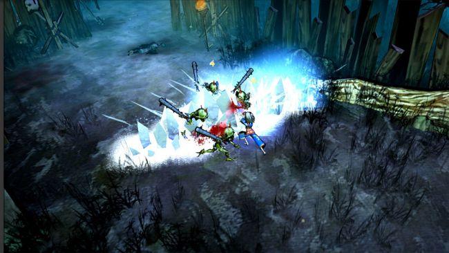 Akaneiro: Demon Hunters - Screenshots - Bild 12