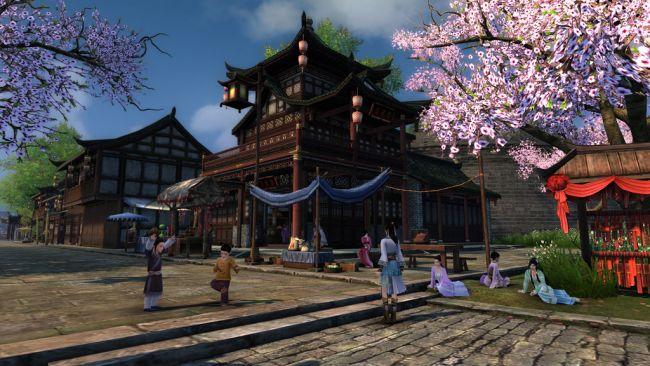 Age of Wulin: Legend of the Nine Scrolls - Screenshots - Bild 13
