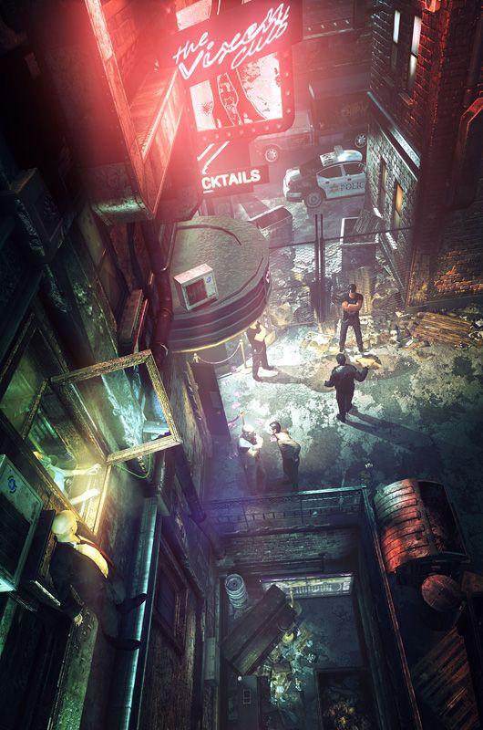 Hitman: Absolution - Screenshots - Bild 6