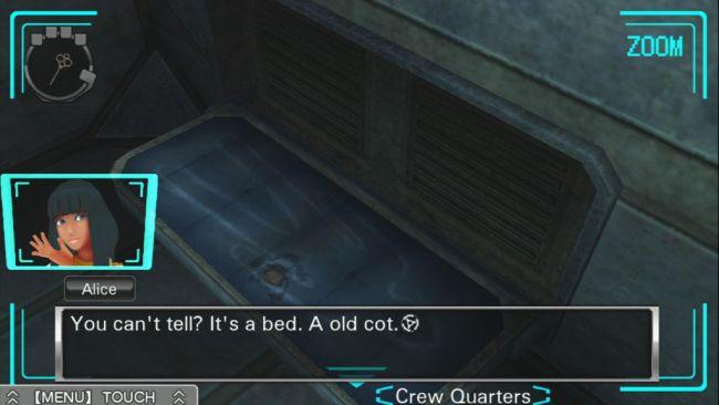 Virtue's Last Reward - Screenshots - Bild 12