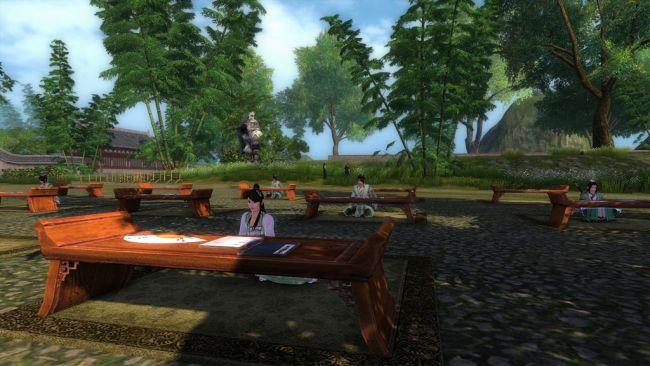Age of Wulin: Legend of the Nine Scrolls - Screenshots - Bild 12