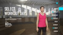 Nike+ Kinect Training - Screenshots - Bild 2