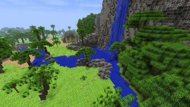 Minecraft Far Cry 3 Map- und Texturenpaket - Screenshots - Bild 2