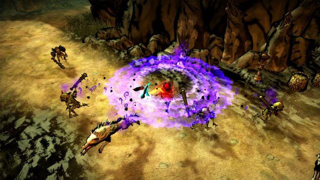 Akaneiro: Demon Hunters - Screenshots - Bild 1