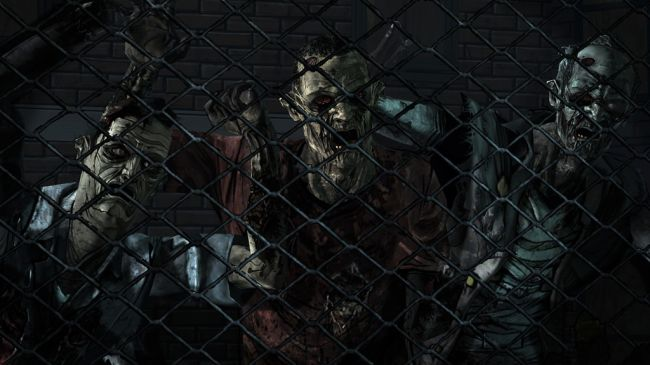 The Walking Dead: The Game Episode 4: Around Every Corner - Screenshots - Bild 5
