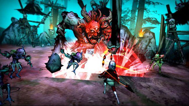Akaneiro: Demon Hunters - Screenshots - Bild 8