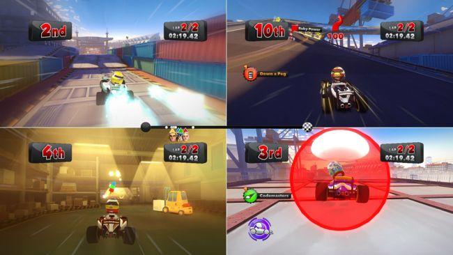 F1 Race Stars - Screenshots - Bild 13