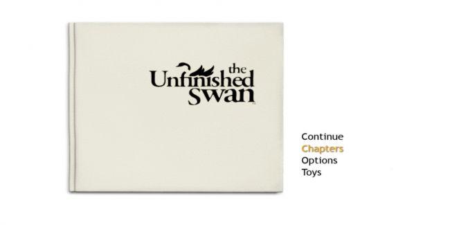The Unfinished Swan - Screenshots - Bild 3