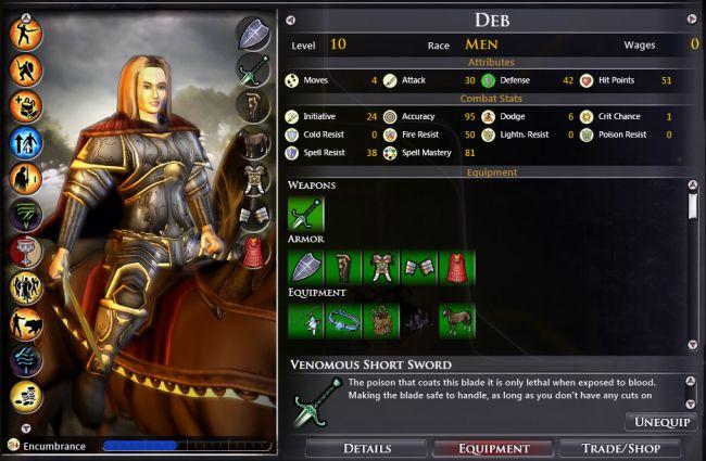 Elemental: Fallen Enchantress - Screenshots - Bild 9