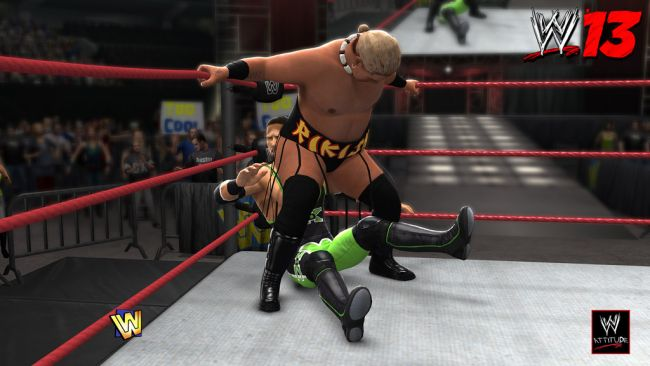 WWE '13 DLC - Screenshots - Bild 19