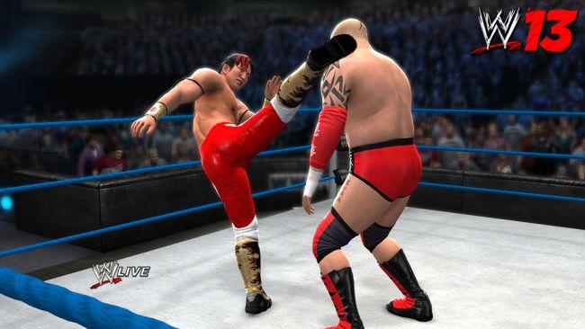 WWE '13 DLC - Screenshots - Bild 30