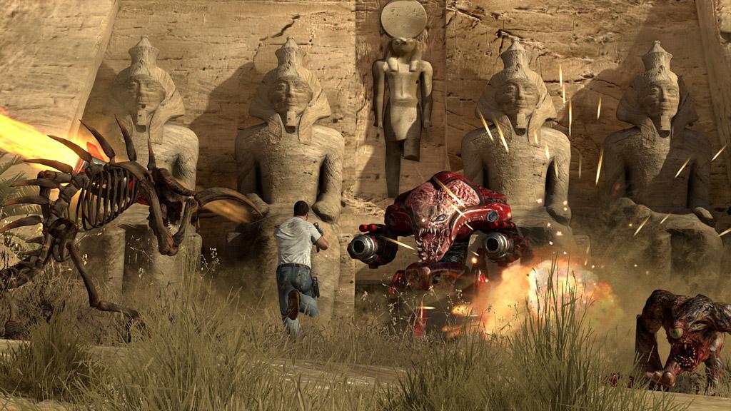 Крутой Сэм 3: Жемчужина Нила / Serious Sam 3 BFE: Jewel of the Nile (2012..