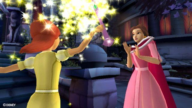 Disney Prinzessinnen: Mein märchenhaftes Abenteuer - Screenshots - Bild 9
