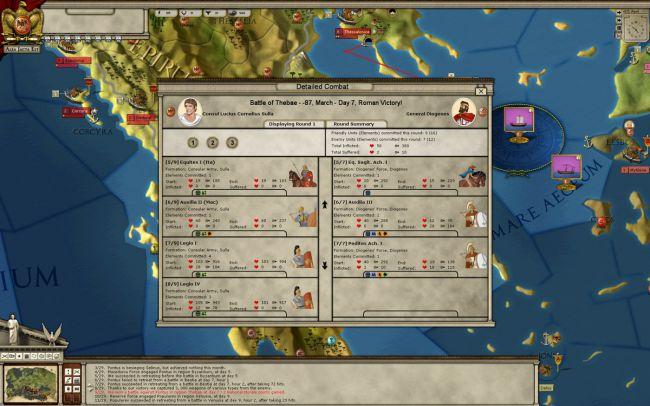 Alea Jacta Est - Screenshots - Bild 6