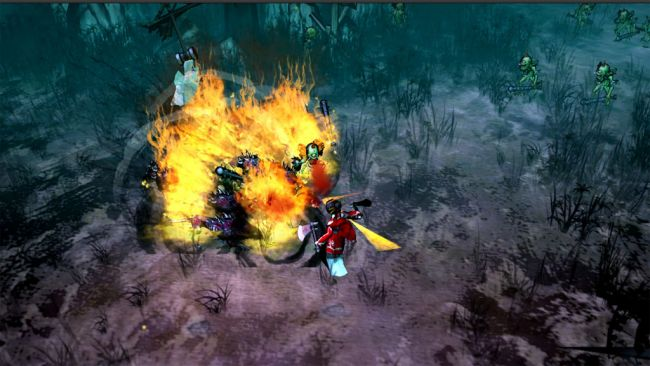 Akaneiro: Demon Hunters - Screenshots - Bild 11