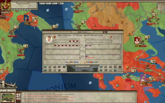 Alea Jacta Est - Screenshots - Bild 2