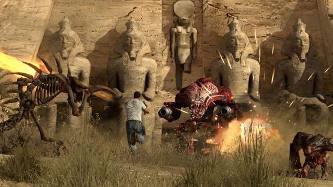 Serious Sam 3: BFE DLC: Jewel of the Nile - Screenshots - Bild 4