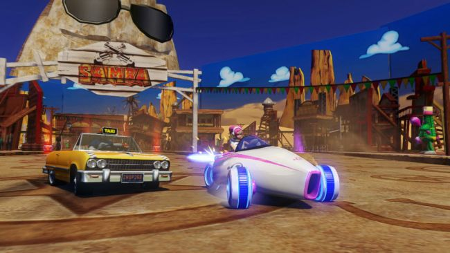 Sonic & All-Stars Racing Transformed - Screenshots - Bild 10