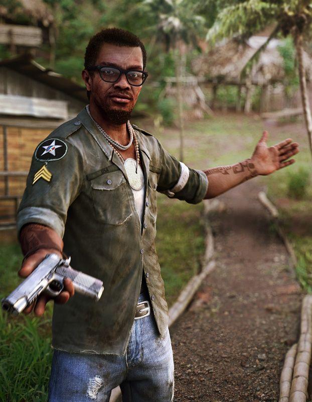 Far Cry 3 - Artworks - Bild 4