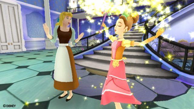 Disney Prinzessinnen: Mein märchenhaftes Abenteuer - Screenshots - Bild 17