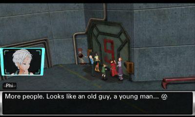 Virtue's Last Reward - Screenshots - Bild 3