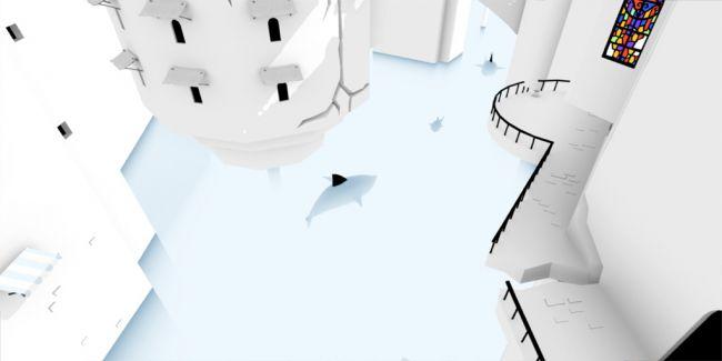 The Unfinished Swan - Screenshots - Bild 13