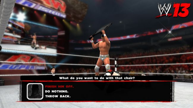 WWE '13 - Screenshots - Bild 3