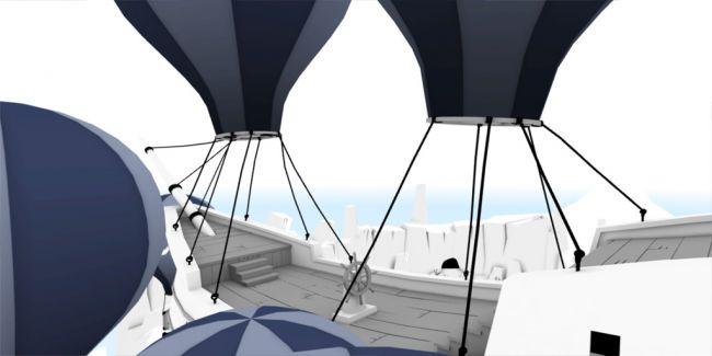 The Unfinished Swan - Screenshots - Bild 22