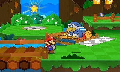 Paper Mario: Sticker Star - Screenshots - Bild 5