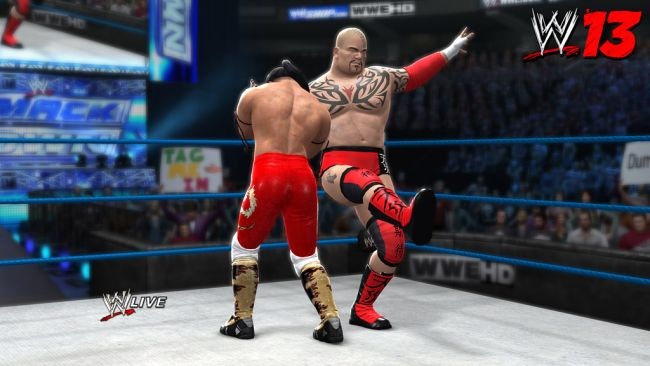 WWE '13 DLC - Screenshots - Bild 24