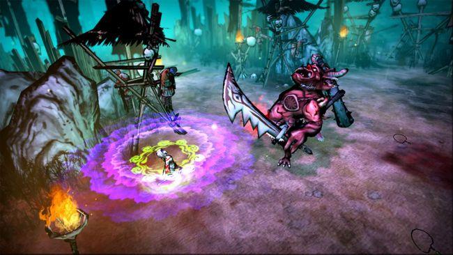 Akaneiro: Demon Hunters - Screenshots - Bild 7