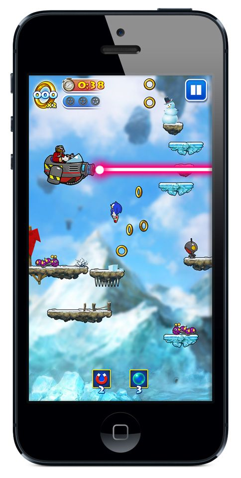 Sonic Jump - Screenshots - Bild 14