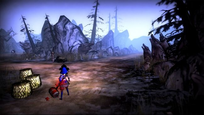 Akaneiro: Demon Hunters - Screenshots - Bild 2