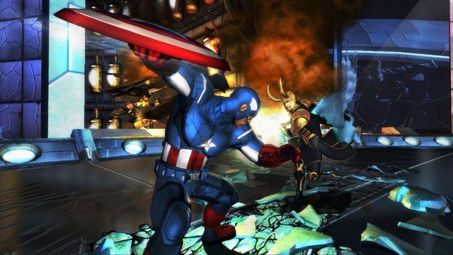 Marvel Avengers: Kampf um die Erde - Screenshots - Bild 1