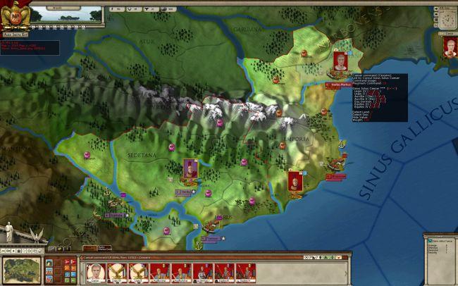 Alea Jacta Est - Screenshots - Bild 3