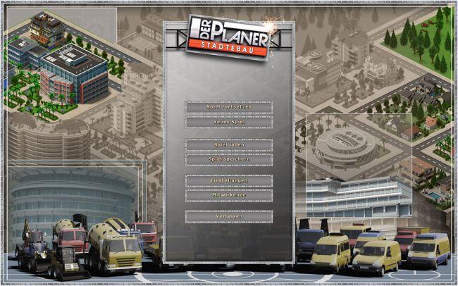 Der Planer: Städtebau - Screenshots - Bild 1
