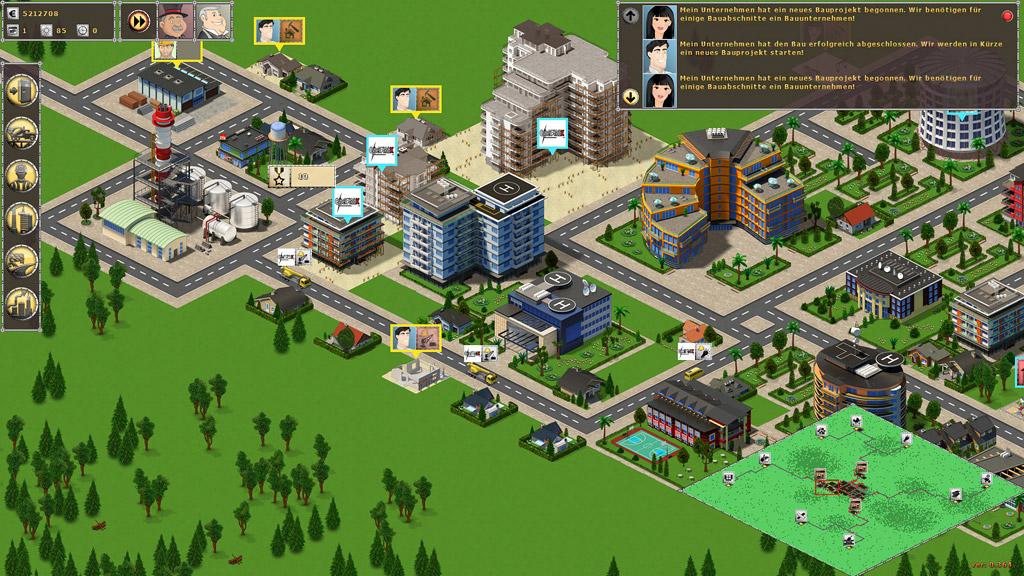 online game städtebau