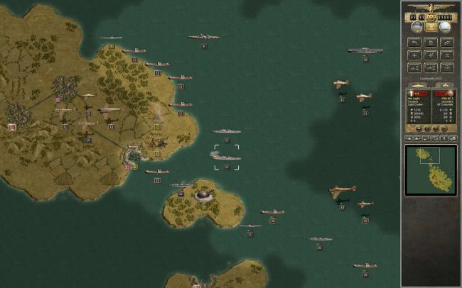 Panzer Corps: Afrika Korps - Screenshots - Bild 15