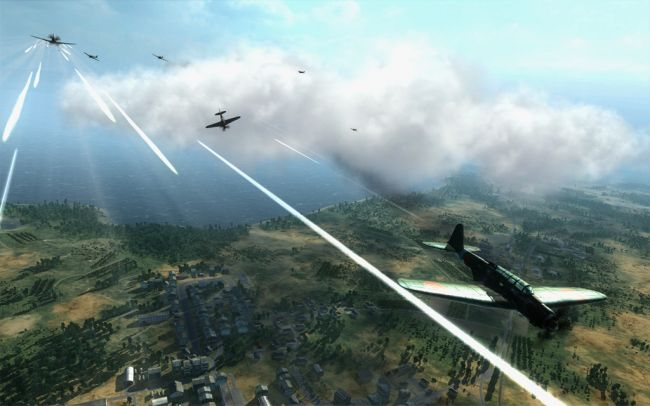 Air Conflicts: Pacific Carriers - Screenshots - Bild 4