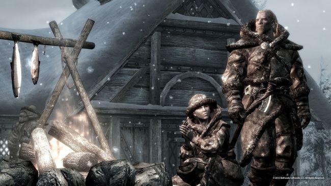 The Elder Scrolls V: Skyrim DLC: Dragonborn - Screenshots - Bild 12