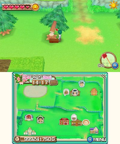 Harvest Moon: A New Beginning - Screenshots - Bild 22