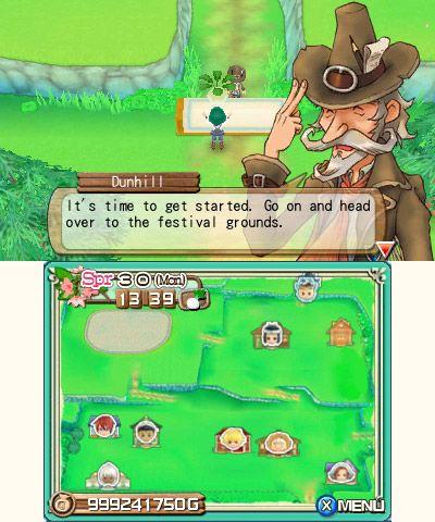 Harvest Moon: A New Beginning - Screenshots - Bild 9