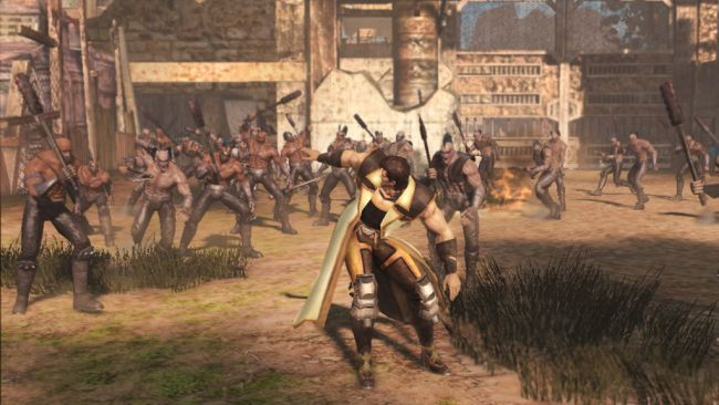 Fist of the North Star: Ken's Rage 2 - Screenshots - Bild 3