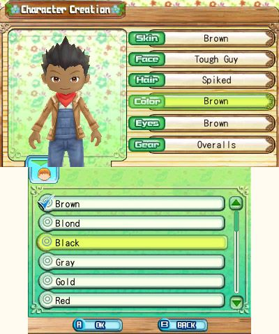 Harvest Moon: A New Beginning - Screenshots - Bild 25