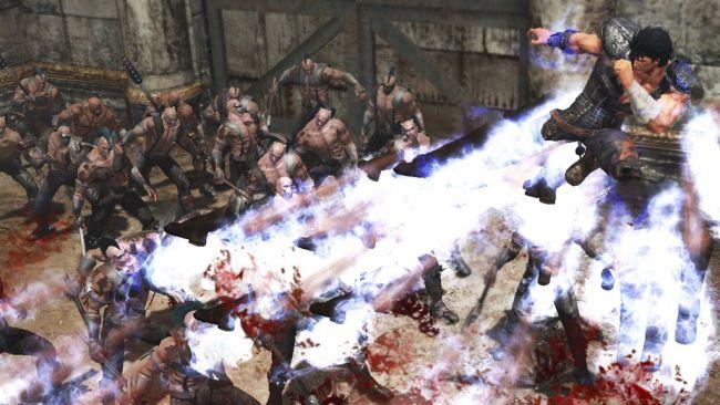 Fist of the North Star: Ken's Rage 2 - Screenshots - Bild 12