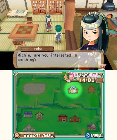 Harvest Moon: A New Beginning - Screenshots - Bild 21