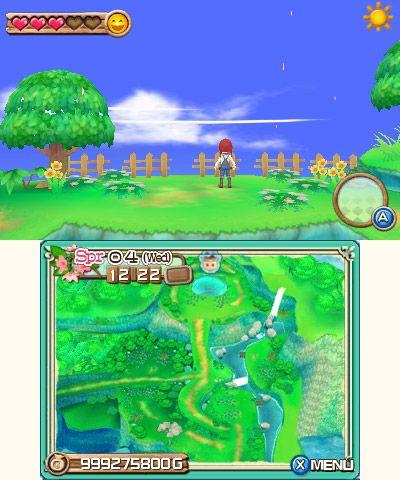 Harvest Moon: A New Beginning - Screenshots - Bild 29