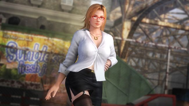 Dead or Alive 5 DLC - Screenshots - Bild 16